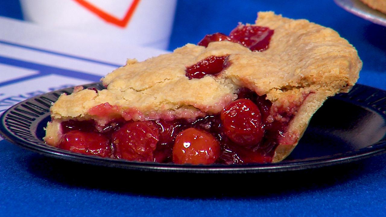 Kewpee Cherry Pie